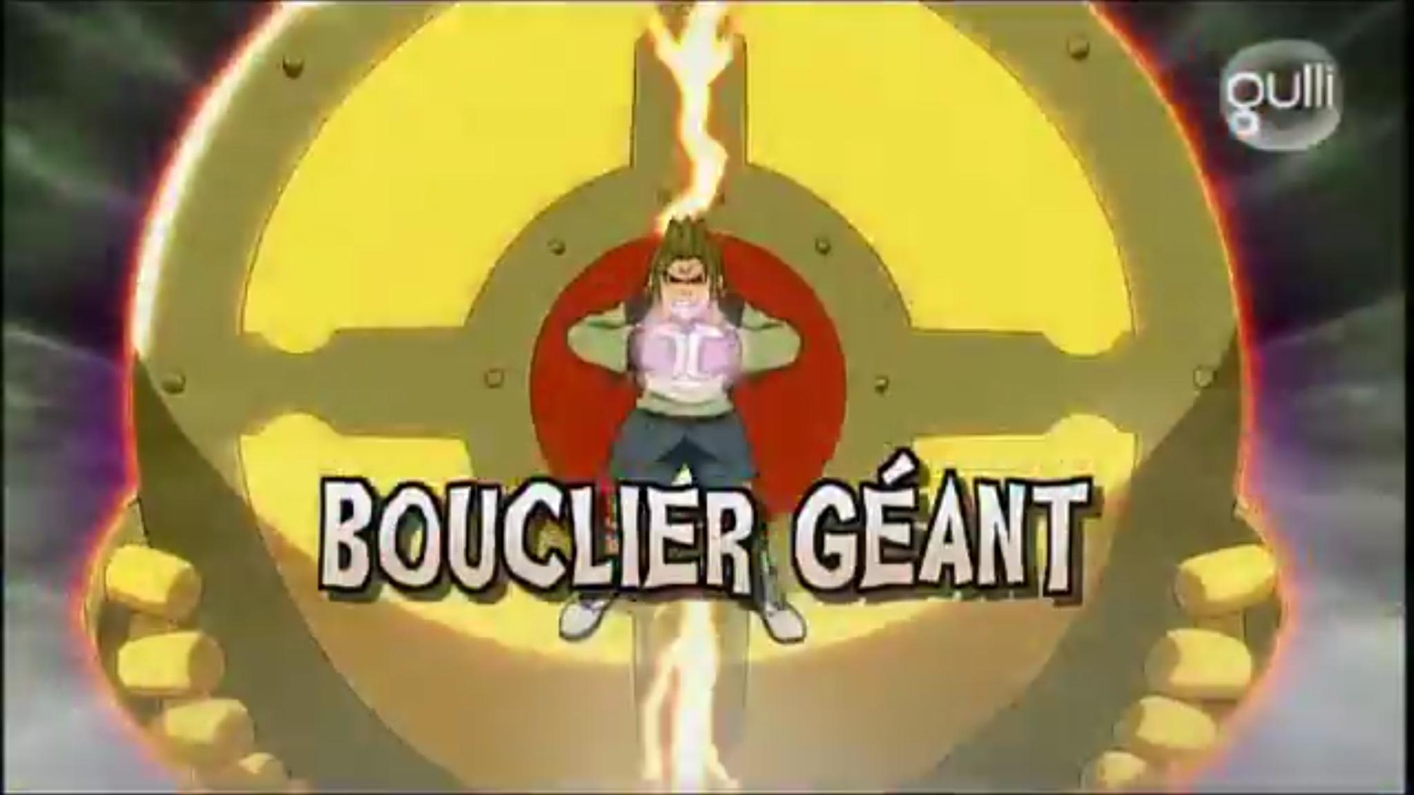 Bouclier Géant