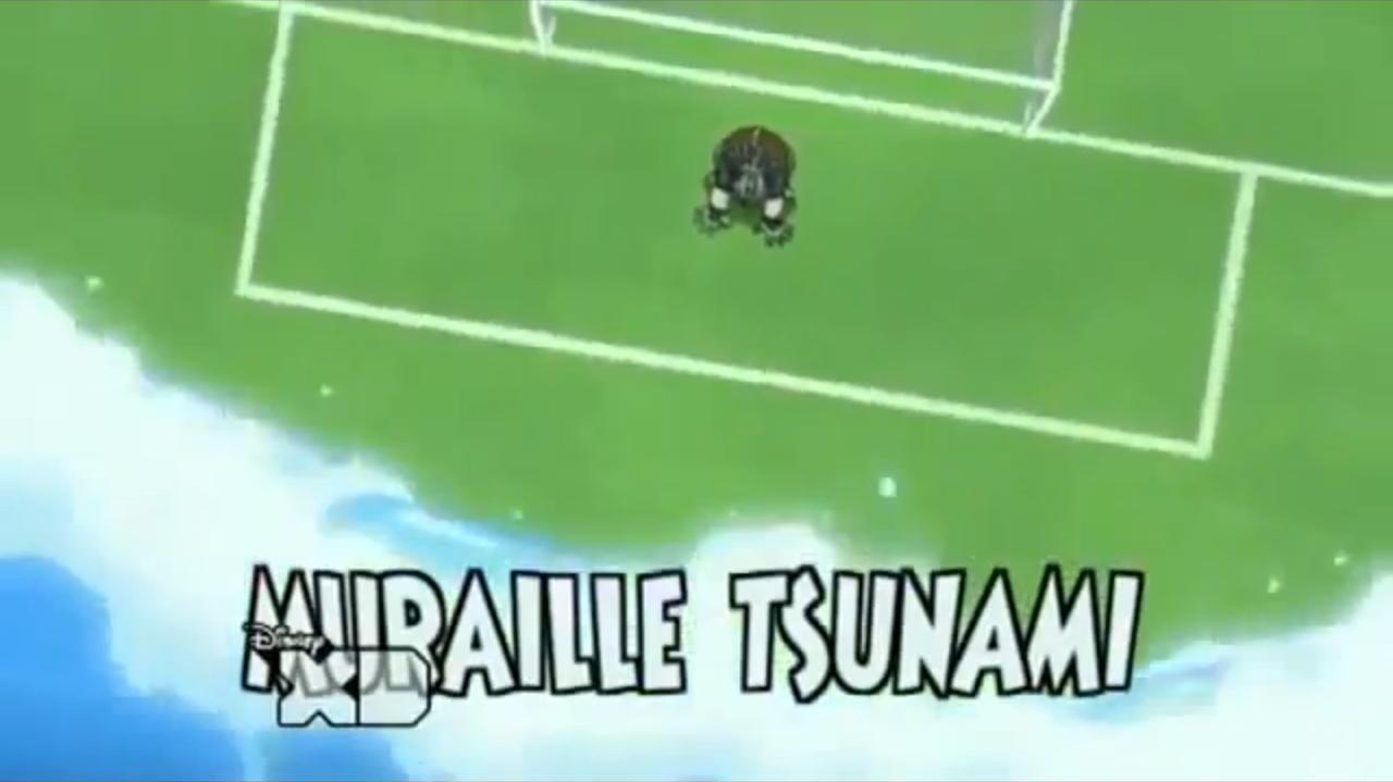 Muraille Tsunami