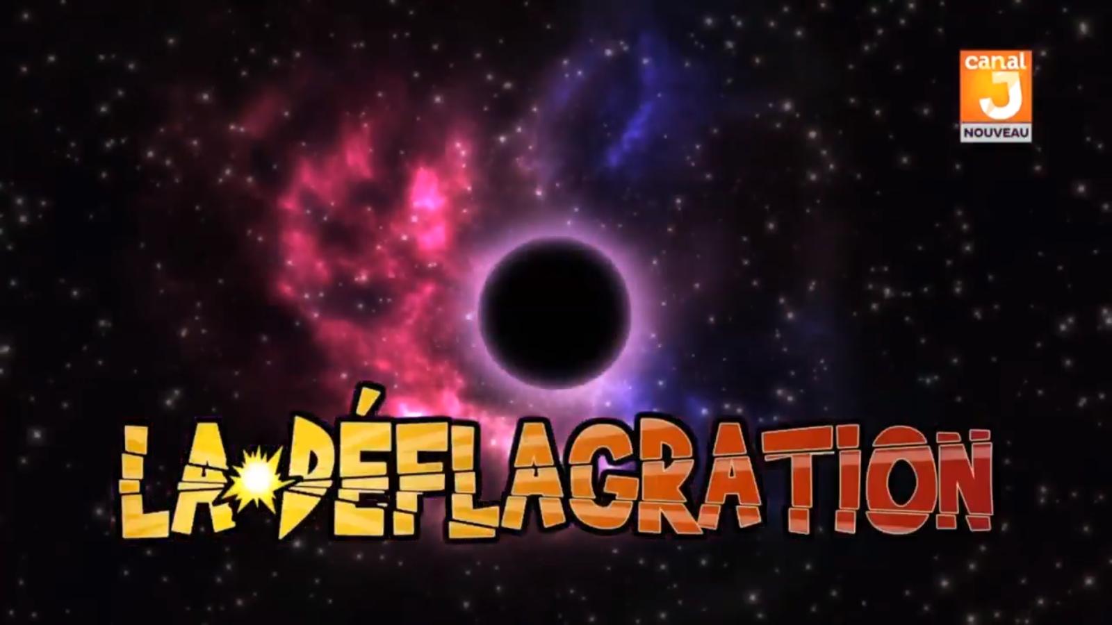 La Déflagration