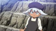 Hiyori in his casual clothes