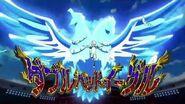 Diamond Hand VS Double Head Eagle Inazuma Eleven Orion