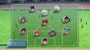 Raimon's formation CS 5