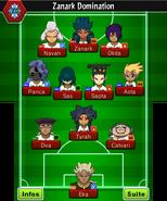 Formation Zanark Domination (avec Okita) (CS)