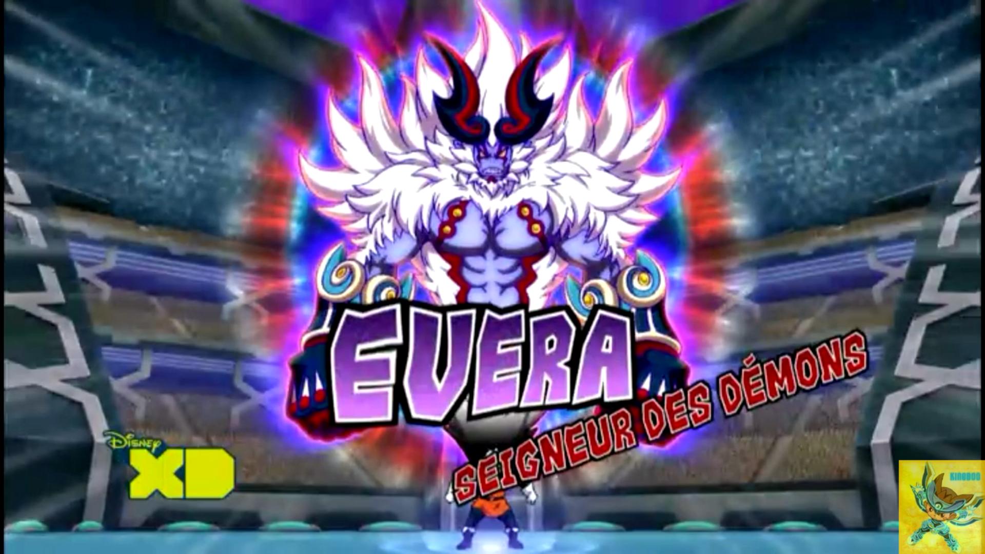 Evera, Seigneur des Démons