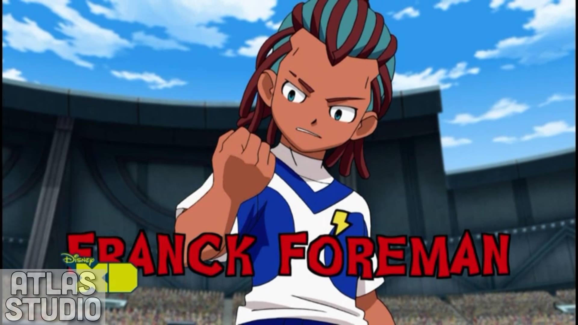 Frank Foreman