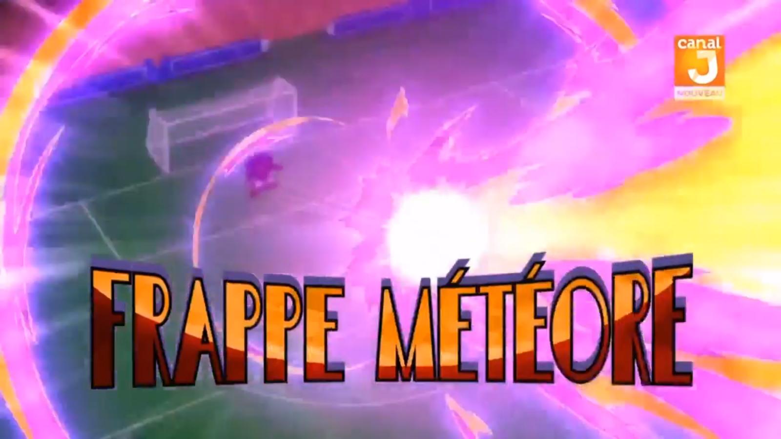 Frappe Météore