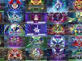 Esprits Guerriers/Inazuma Eleven GO