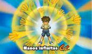 Manos infinitas G2 (juego)