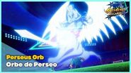Perseus Orb Orbe de Perseo Los Chou Kinuns Inazuma Eleven - Orion no Kokuin