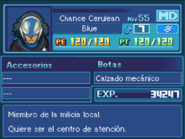 Ficha Chance Cerulean