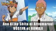 -VOSTFR--♫- Ano Ki no Shita ni Atsumarou! -- Inazuma Eleven Go