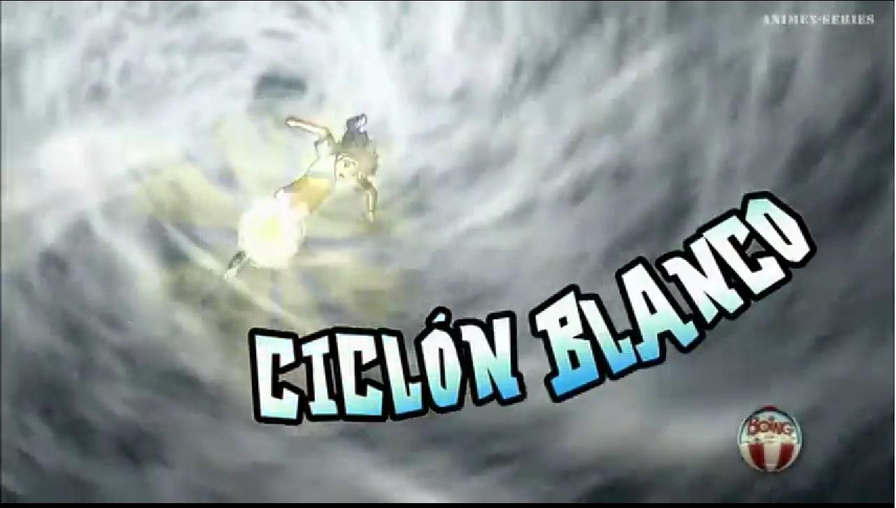 Ciclón Blanco