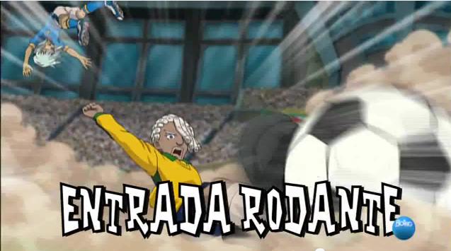 Entrada Rodante