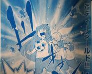 Escudo Corporal (Manga Especial)