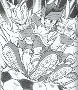 La Tierra (Manga-Tetsuhiro Koshita)