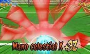 Mano Celestial X (3DS-GO)