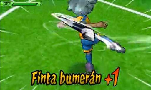 Finta Boomerang
