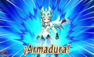Atenea armadura 3DS
