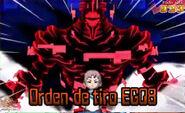 Orden de tiro EG08 3DS