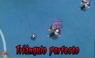 Triángulo perfecto 3DS 1