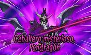 Caballero misterioso Pendragon 3DS