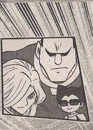 Edgar,McQueen, and Peter --Manga--