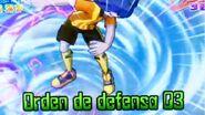Orden de defensa 03 3DS español