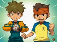 Endou and Tachimukai