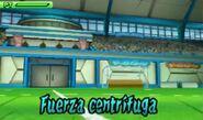 Fuerza centrífuga 3DS 4