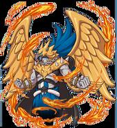 Gryphon Mágico Emperador