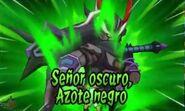 Señor oscuro Azote Negro 3DS