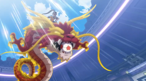 Dragón Ascendente