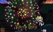 Fiesta floral 3DS 9