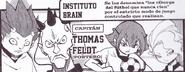 Brain manga