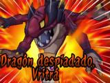 Dragón Despiadado, Vritrá