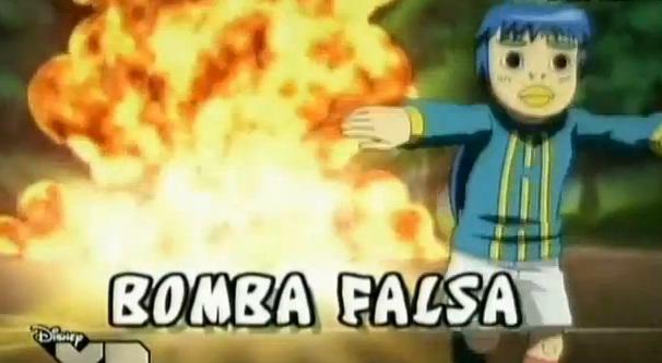 Bomba Falsa
