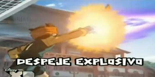 Despeje Explosivo