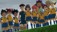 Primera aparición del Raimon (Anime)