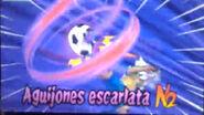 Aguijones escarlata 3DS 2