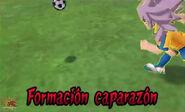 Formación caparazón 3DS 9