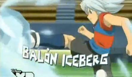 Balón Iceberg