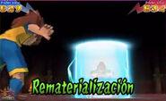 Rematerialización 3DS 4