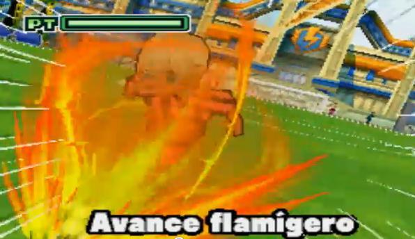 Avance Flamígero