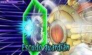 Barron Escudo Guardián 3DS