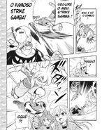 Byron y Torch en Inazuma Japón (IES Manga)