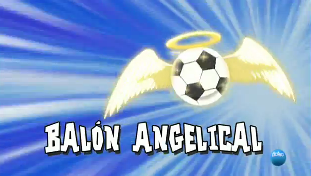 Balón Angelical