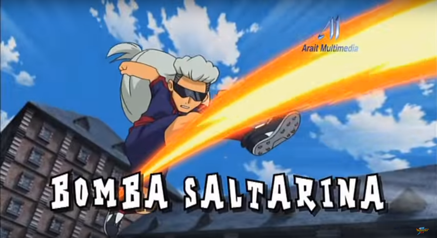 Bomba Saltarina