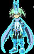 Fei (Armadura de Robin Artwork)