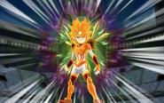 Modo Armadura de Apolo, Dios del Sol (VJ-Wii)