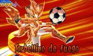 Torbellino de Fuego (3DS-GO)